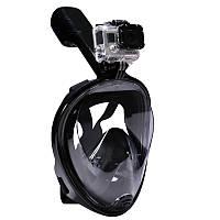 Подводная маска Черный L/XL, фото 1