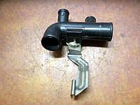 Соединитель пластмасовый на СЕНС с кпп Ланоса / тройник патрубков tf6990-1303058 для установки термостата 1,4L
