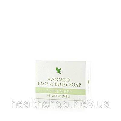 Косметичне мило з авокадо для обличчя і тіла