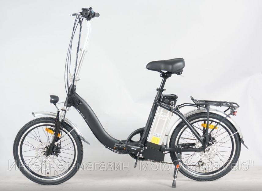 Электровелосипед Vega Joy new складной