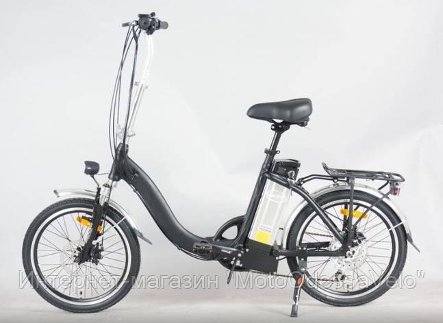 Электровелосипед Vega Joy new складной, фото 2