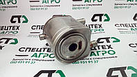 13024128, 13034889 Маслоохладитель (теплообменник l) двигателя Deutz TD226B-6/WP6G125E22
