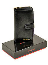 Кошелек Canarie кожа ALESSANDRO PAOLI W21-17 black
