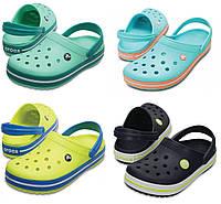 Кроксы мужские шлепанцы Крокбенд Сабо оригинал / Crocs Crocband Clog, фото 1
