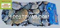 Коврик антискользящий для ванной на присосках Большие морские камни