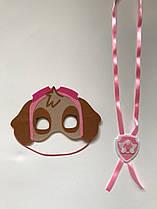 Набор маски ко Дню Рождения Скай (комплимент от именинника его друзьям)