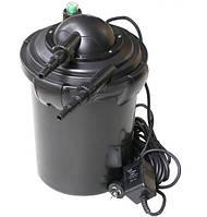 Напорный фильтр для пруда AquaNova NPF-10 с УФ-лампой 7 Вт