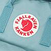 Рюкзак Kanken Fjallraven Classic 16л Голубой - Реплика ААА Класса!, фото 6