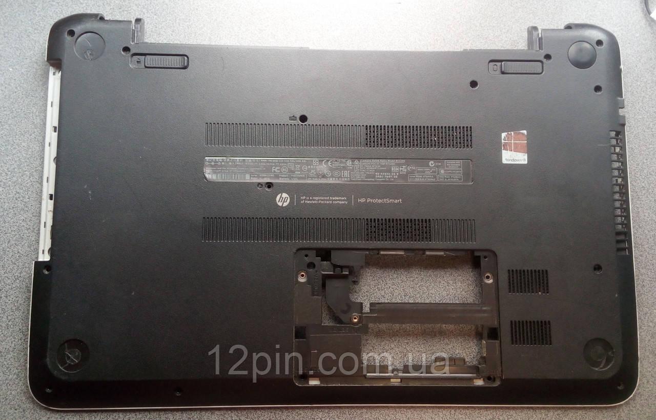 Поддон ноутбука HP Pavilion 15-n027sr, б.у. оригинал.