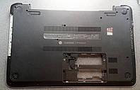 Поддон ноутбука HP Pavilion 15-n027sr, б.у. оригинал., фото 1