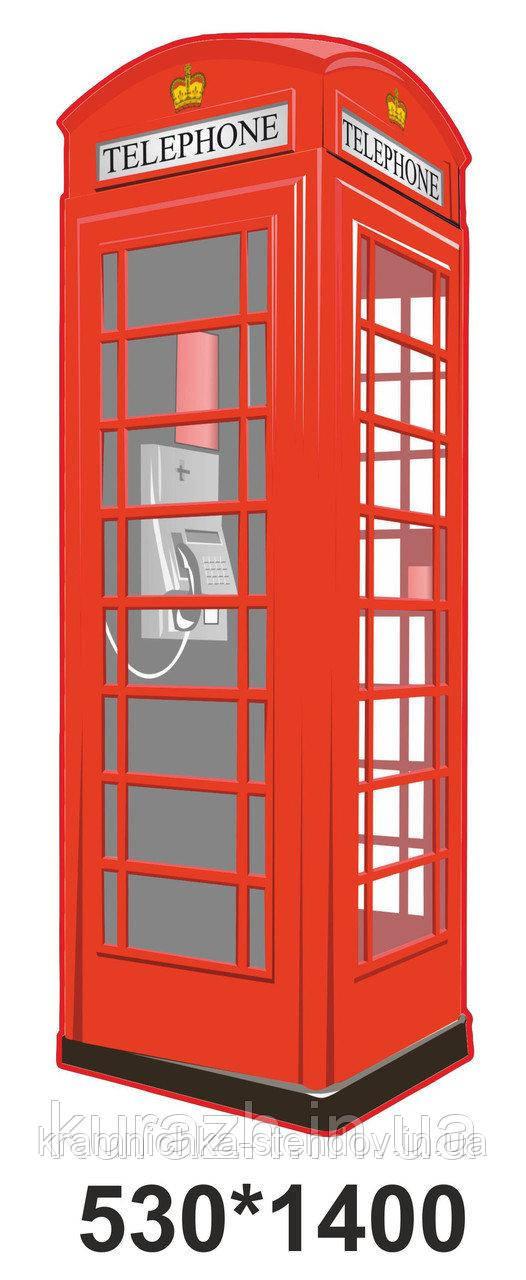 """Стенд  для кабинета английского языка:""""Телефон"""""""