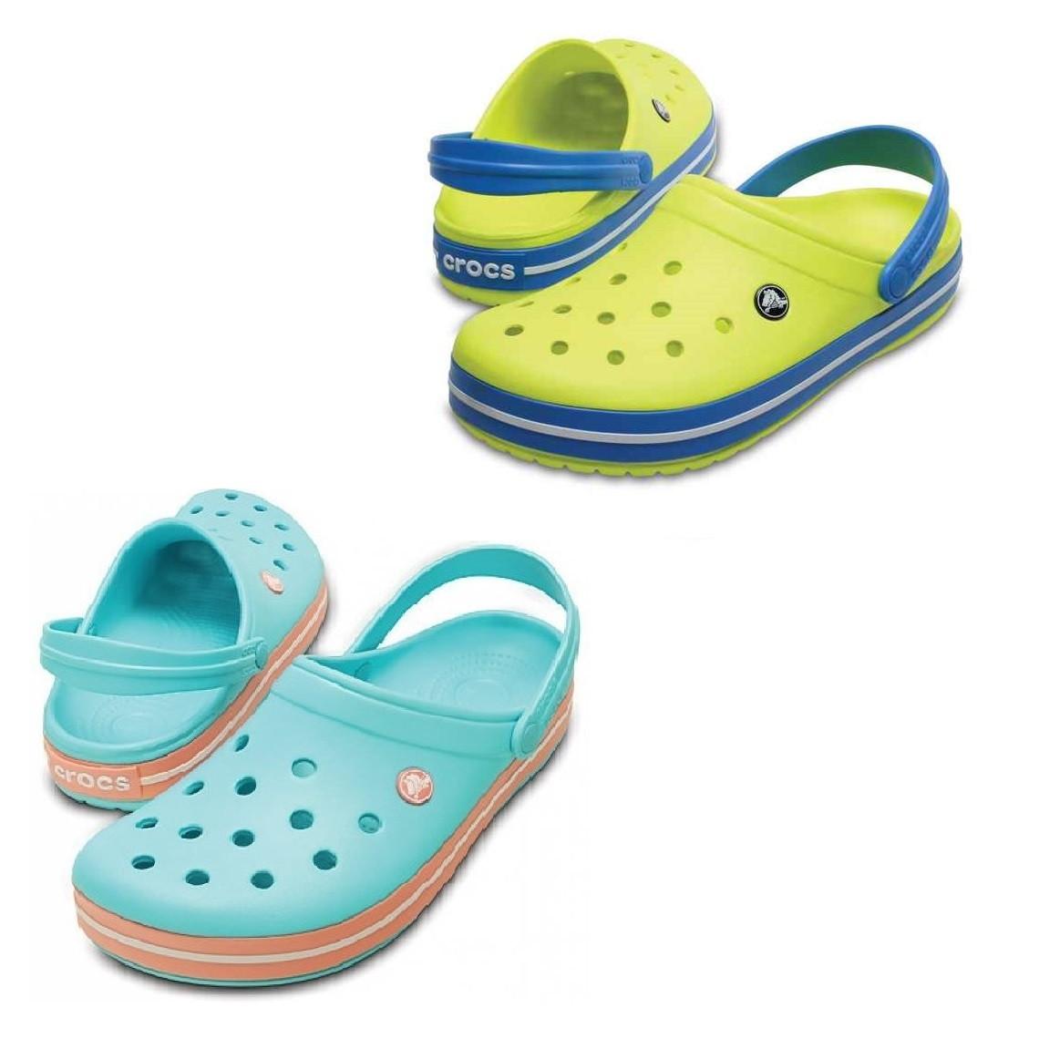 46418715e44c Кроксы женские шлепанцы Крокбенд Сабо оригинал / Crocs Crocband Clog