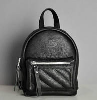Рюкзак Jizuz BS17237BL кожаный Черный