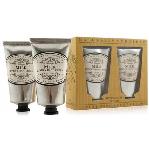 Набор кремов для рук и ног Молоко Milk Luxury Hand & Foot Collection The Somerset Toiletry Company