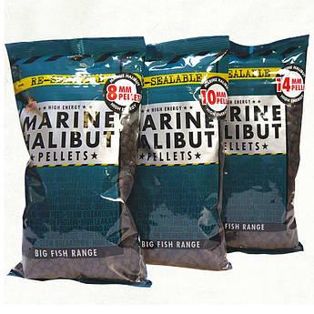 Пеллетс Dynamite Baits Marine Halibut Pellets 8mm 900gr