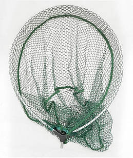 Куль подсака Fishing ROI 40 х 45см прорезиненная ткань ячейка 7мм green