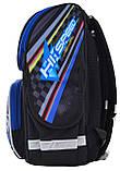 Рюкзак школьный каркасный 1 Вересня Smart PG-11 Hi Speed для мальчика 555979, фото 2