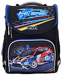 Рюкзак школьный каркасный 1 Вересня Smart PG-11 Hi Speed для мальчика 555979, фото 3