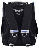 Рюкзак школьный каркасный 1 Вересня Smart PG-11 Hi Speed для мальчика 555979, фото 4