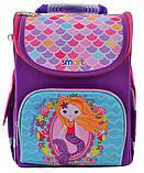 Рюкзак школьный каркасный 1 Вересня Smart PG-11 Mermaid для девочки 555934, фото 2