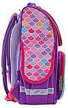 Рюкзак школьный каркасный 1 Вересня Smart PG-11 Mermaid для девочки 555934, фото 5