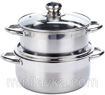 Набор посуды Grau 4 предмета 26-212-007 тм Krauff
