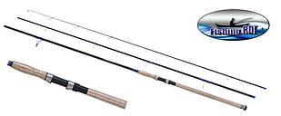 Матчевое удилище Fishing Roi Whiplash Carbon Match 4.20м 5-25гр (3-х сост.)