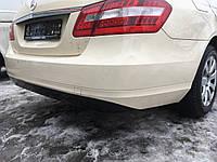 Бампер задний Mercedes W212 E-Class, 2009 г.в. A2128803440