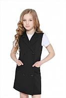 Школьное платье Lukas 9240, цвет синий