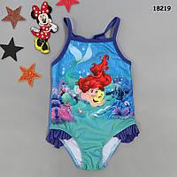 Купальник Ariel для девочки. 4 года