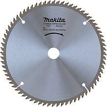Пильний диск Makita ТСТ по дереву 190x20 мм x 72 зубів (A-86359)