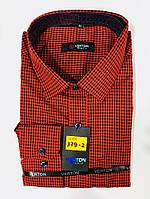 280ff7720682513 Рубашка мужская в клетку с длинным рукавом оптом в Украине. Сравнить ...
