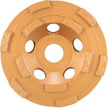 Алмазний шліфувальний диск 125х8х5х22,23 мм Makita (B-12295)