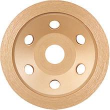 Алмазний шліфувальний диск 125х14,2х4,2х22,23 мм Makita (B-12289)