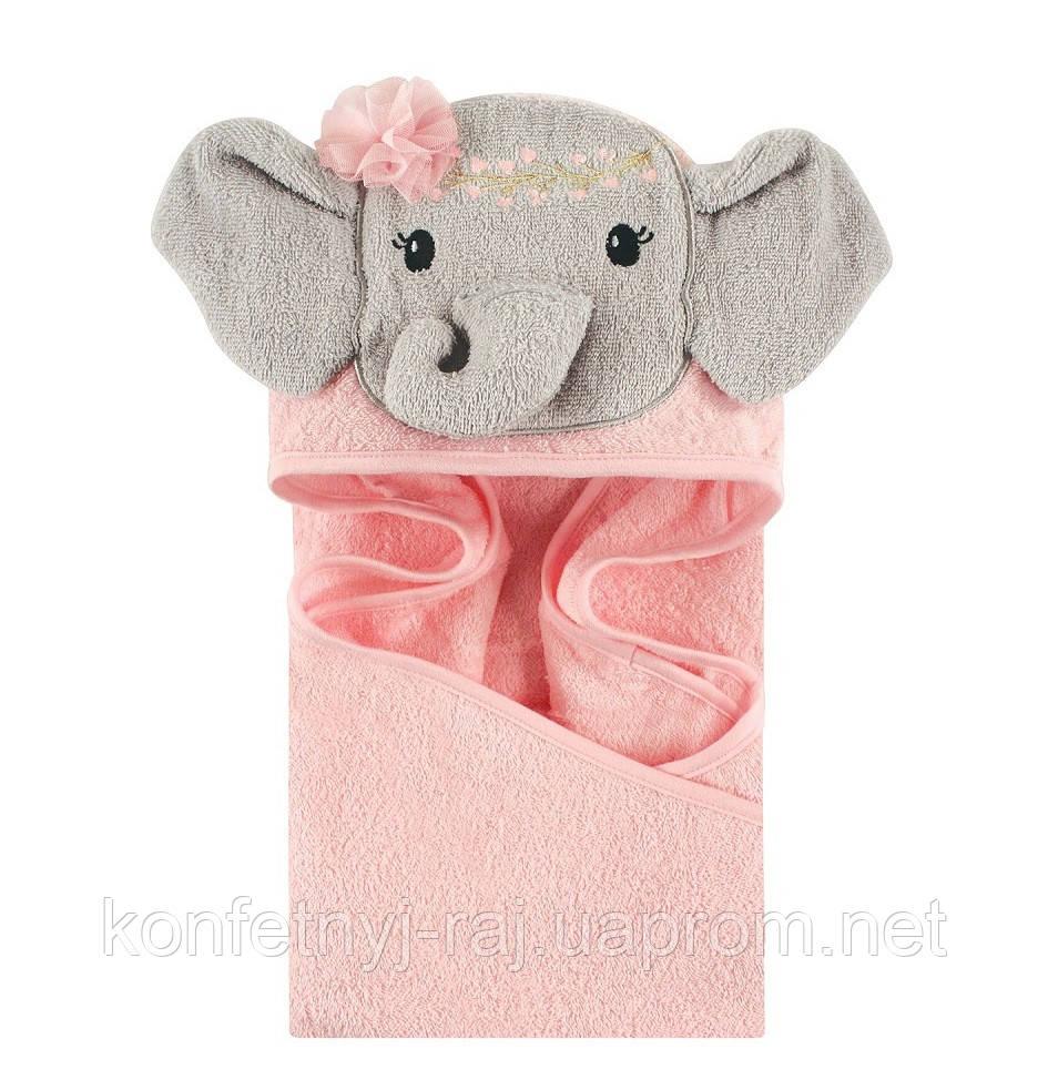 Махрові рушники-куточки для новонароджених діток.