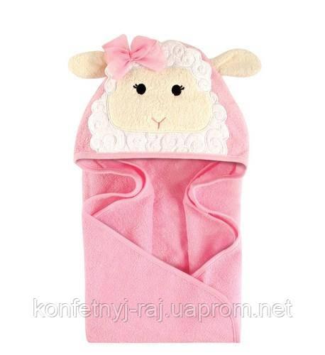 Полотенце для новорожденного уголок