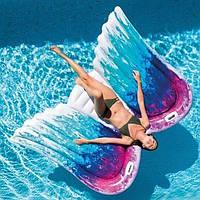 Матрас надувной Intex 58786 EU Крылья 251 х 160 см