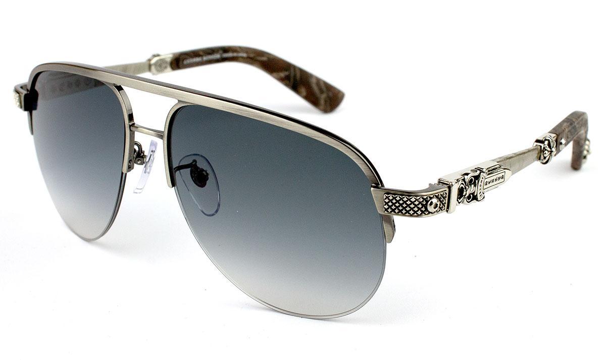 Солнцезащитные очки Chrome Hearts BLADE-HUMMER-BS-BWA