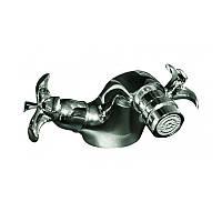Смеситель для биде без донного клапана Shruder Knight MV1507W хром