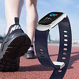 UWatch Розумні годинник Smart Victory Blue, фото 3