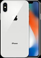 Iphone X 256 gb (Silver) Б/У