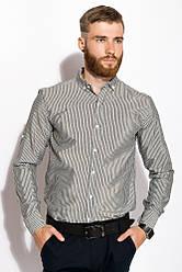 Рубашка 111P046 (Серый) S