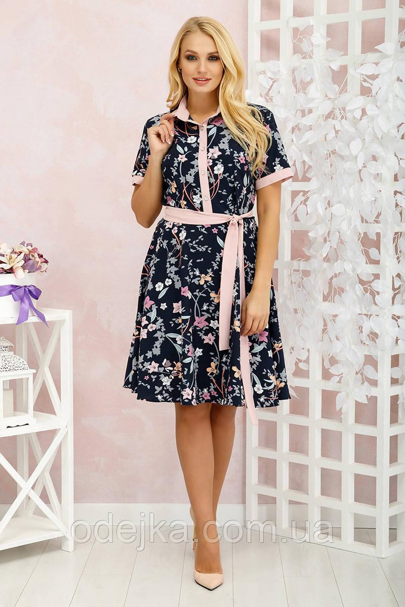 Платье Молли веточка