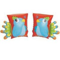 Нарукавники для плавания Bestway 32115 «Попугай», 23 х 15 см
