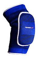 Налокітник спортивний PowerPlay 4105 (1шт) S/M Синій