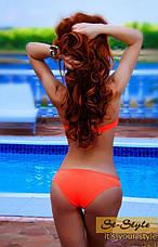Купальник яркого неонового цвета, фото 3