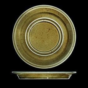 Блюдце для супника d17см TRY1250 G. Benedikt серія Country Range