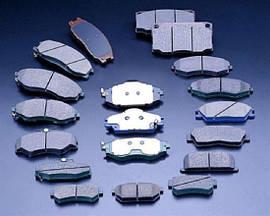 Тормозные колодки Renault Master, Opel Movano