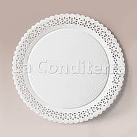 Тарелки ажурные Salaet ARIES, круглые d=32 см