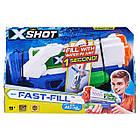 Бластер  Быстрая перезарядка 1 секунда  Zuru X Shot Blaster, фото 2